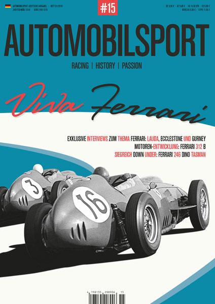 heftarchiv automobilsport magazin racing history. Black Bedroom Furniture Sets. Home Design Ideas